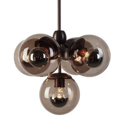 Люстра Roll & Hill Modo Chandelier 5 Globes