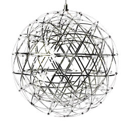 Люстра Moooi Raimond Sphere D89 Chrome