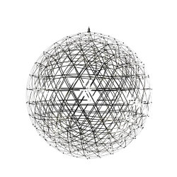 Люстра Moooi Raimond Sphere D127 Chrome
