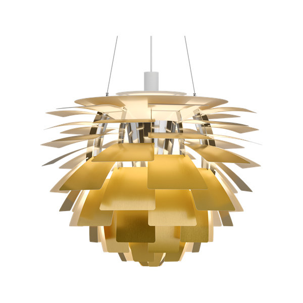 Люстра PH Artichoke Gold D60 by Poul Henningsen in 1958