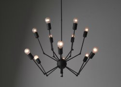 Люстра Loft Single Octopus Chandelier