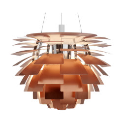 Люстра PH Artichoke Copper D80 by Poul Henningsen in 1958