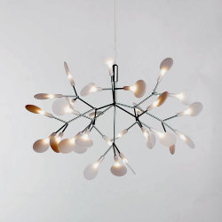 Люстра Moooi Heracleum 2 Small D50 Black by Bertjan Pot