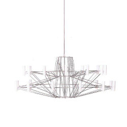 Люстра Moooi Coppelia Small 2 D85 Nickel