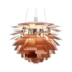 Люстра PH Artichoke Copper D60 by Poul Henningsen in 1958