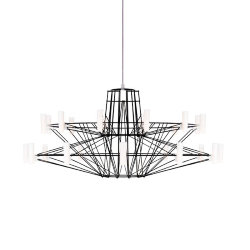 Люстра Moooi Coppelia Small 2 D85 Black
