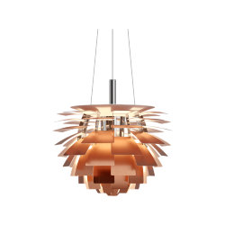 Люстра PH Artichoke Copper D38 by Poul Henningsen in 1958