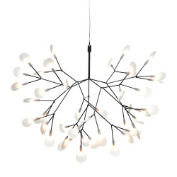 Люстра Moooi Heracleum 2 Small D72 Black by Bertjan Pot