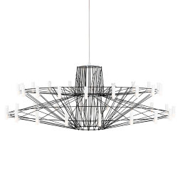 Люстра Moooi Coppelia Small D110 Black