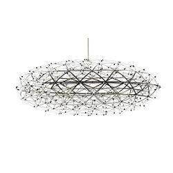 Люстра Moooi Raimond Zafu D60 Chrome