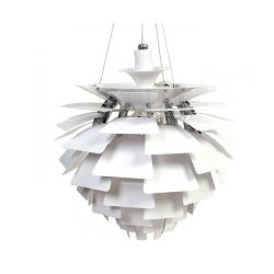 Люстра PH Artichoke White D60 by Poul Henningsen in 1958