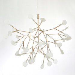 Люстра Moooi Heracleum 2 Small D72 Gold by Bertjan Pot