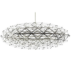 Люстра Moooi Raimond Zafu D75 Chrome