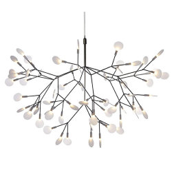 Люстра Moooi Heracleum 2 D98 Black by Bertjan Pot