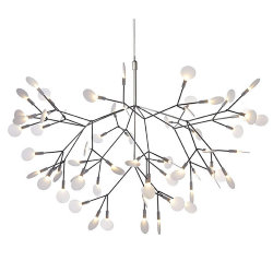 Люстра Moooi Heracleum 2 D98 Nickel by Bertjan Pot