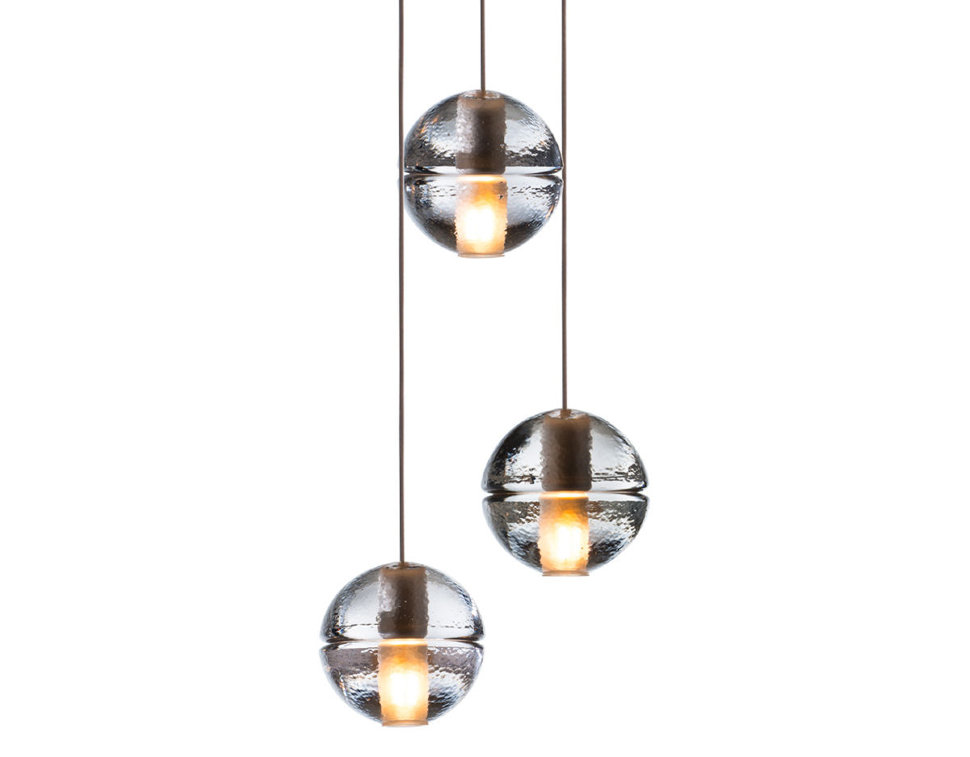 Люстра Bocci 14.3 Three Pendant Chandelier by Omer Arbel