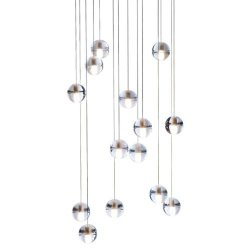 Люстра Bocci 14.14 Fourteen Round Pendant Chandelier by Omer Arbel