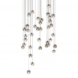 Люстра Bocci 14.36 Round Pendant Chandelier by Omer Arbel