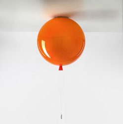 Brokis Memory Ceiling Orange D30