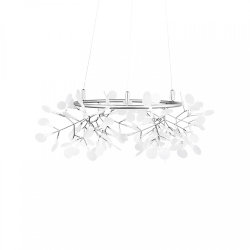 Люстра Moooi Heracleum The Big O D60 Nickel by Bertjan Pot
