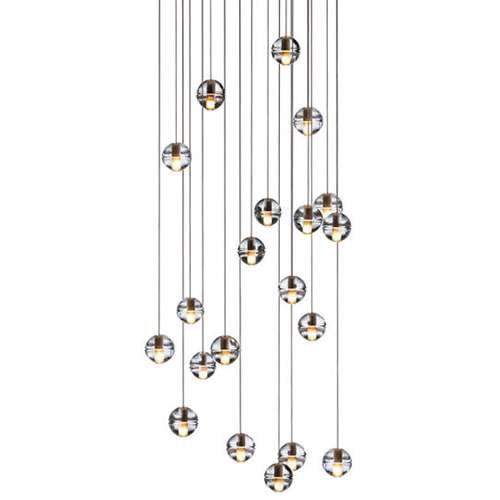 Люстра Bocci 14.20 Rectangle Pendant Chandelier by Omer Arbel
