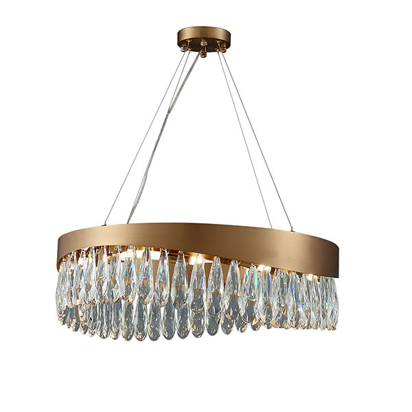 Astoria Chandelier D60 by GLCrystal