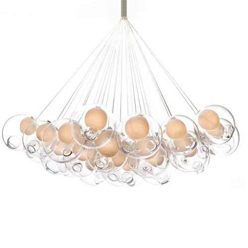 Люстра Bocci 28.19 Round Pendant Chandelier by Omer Arbel
