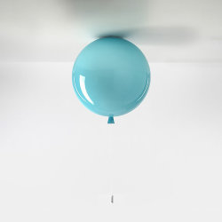 Brokis Memory Ceiling Turquoise D25