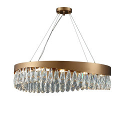 Astoria Chandelier D80 by GLCrystal
