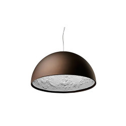 Люстра Skygarden Flos Brown D42  by Marcel Wanders