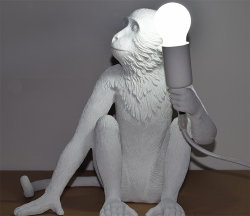 Настольная лампа The Monkey Lamp Table by Seletti