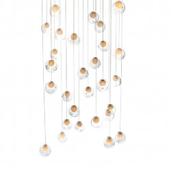 Люстра Bocci 28.28 Rectangle Pendant Chandelier by Omer Arbel