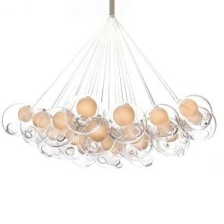 Люстра Bocci 28.37 Thirty-Seven Pendant Chandelier by Omer Arbel