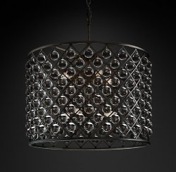 "Spencer Chandelier 28"" D70*H54"