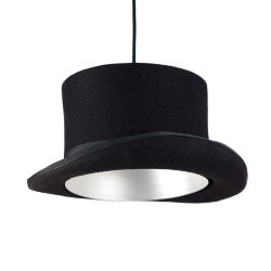 Светильник Wooster Pendant Top Hat by Jake Phipps