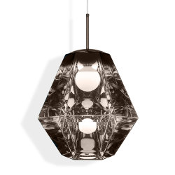Светильник Cut Tall Pendant Coffe by Tom Dixon