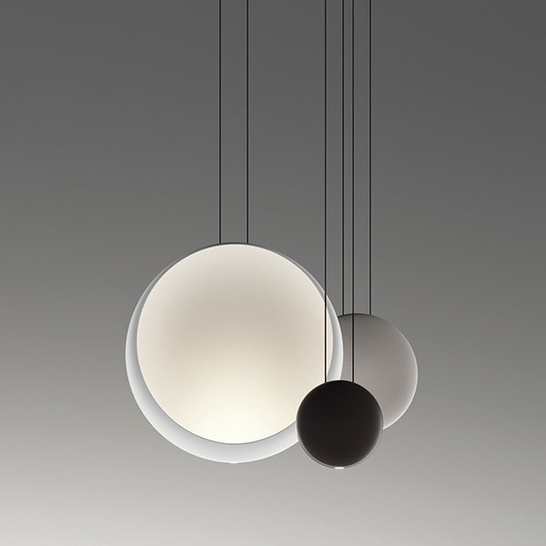 Vibia Cosmos 2511 Grey by Lievore Altherr Molina