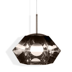 Светильник Cut Short Pendant Coffe by Tom Dixon