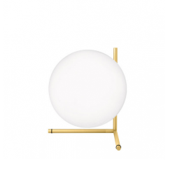IC Lighting Flos Table 2 Gold by Michael Anastassiades настольная лампа