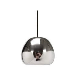 Светильник Void Mini Chrome by Tom Dixon