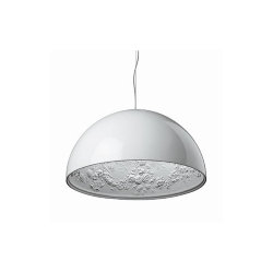 Люстра Skygarden Flos White D42 by Marcel Wanders