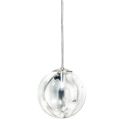 Светильник Puppet M Clear Pendant Light D22