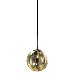 Светильник Puppet P Amber Pendant Light D16
