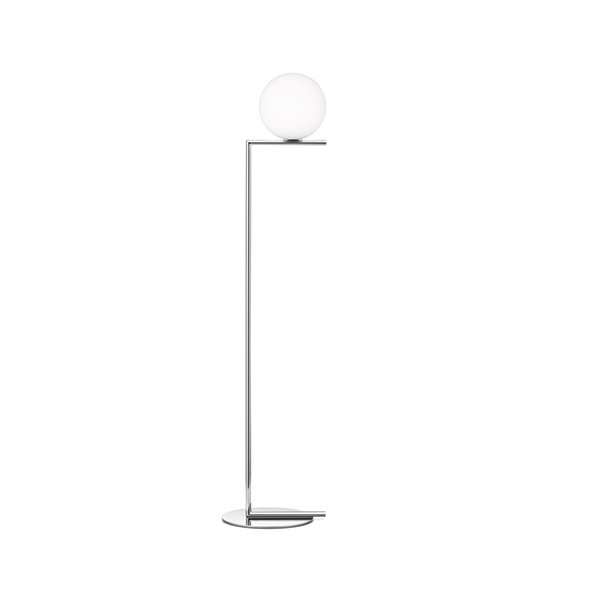 IC Lighting Flos Floor 1 Chrome by Michael Anastassiades торшер