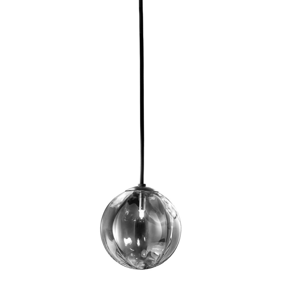 Светильник Puppet P Smoke Pendant Light D16