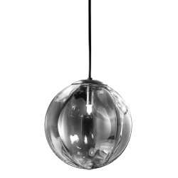 Светильник Puppet G Smoke Pendant Light D28