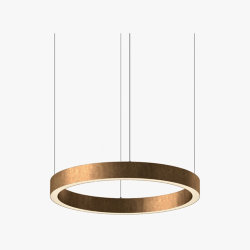Henge Light Ring Horizontal D60 Copper