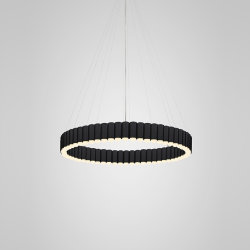 Carousel XL by Lee Broоm Black