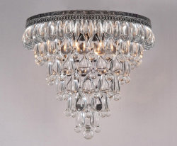 Люстра Clarissa Crystal Drop Sconce Ceiling