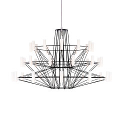 Люстра Moooi Coppelia Small D85 Black